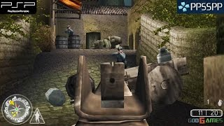 Call of Duty: Roads to Victory - PSP Gameplay 1080p (PPSSPP)