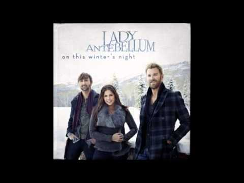 Lady Antebellum - On This Winter's Night [2012] - Silent Night