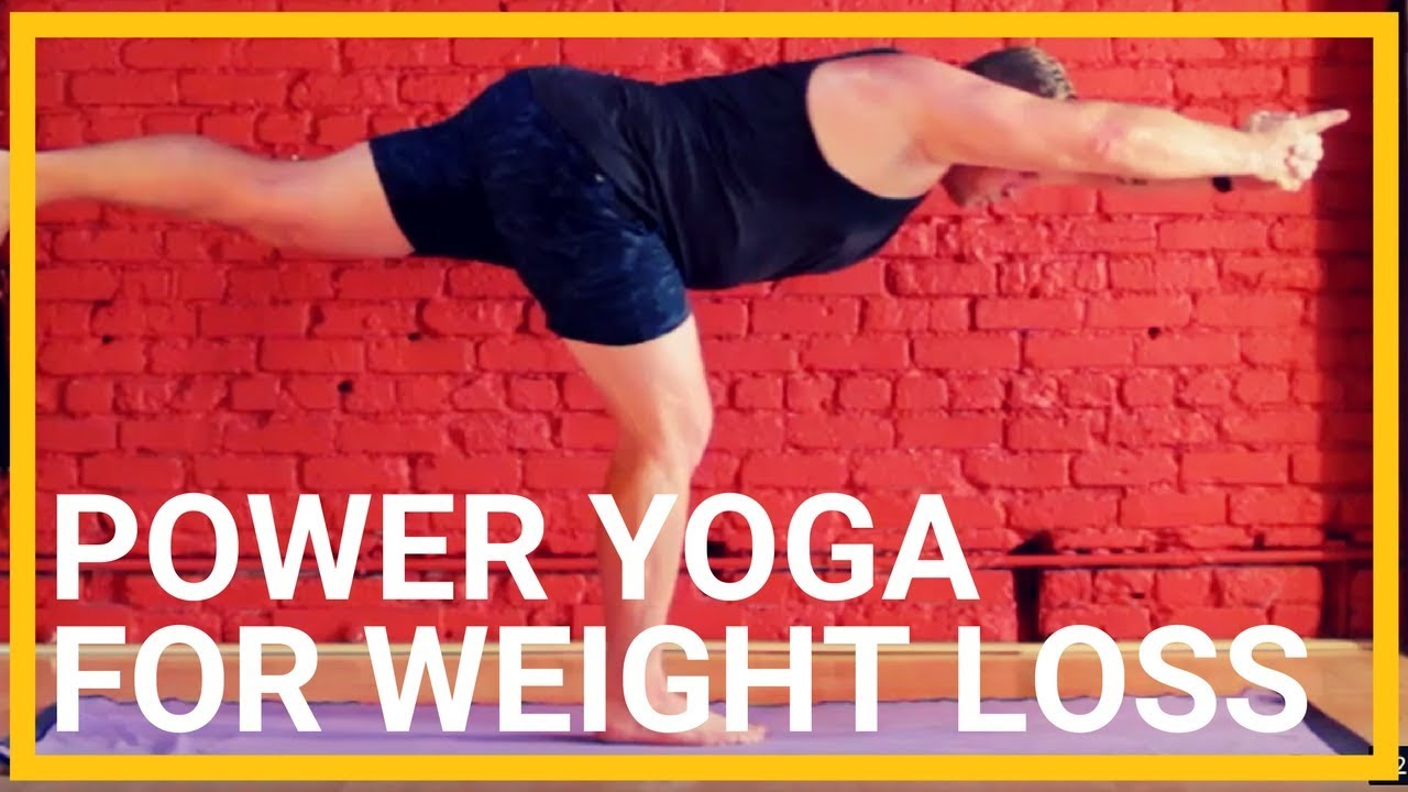 Power Yoga For Weight Loss Yoga To Lose Weight Yoga With Navy Dave Youtube