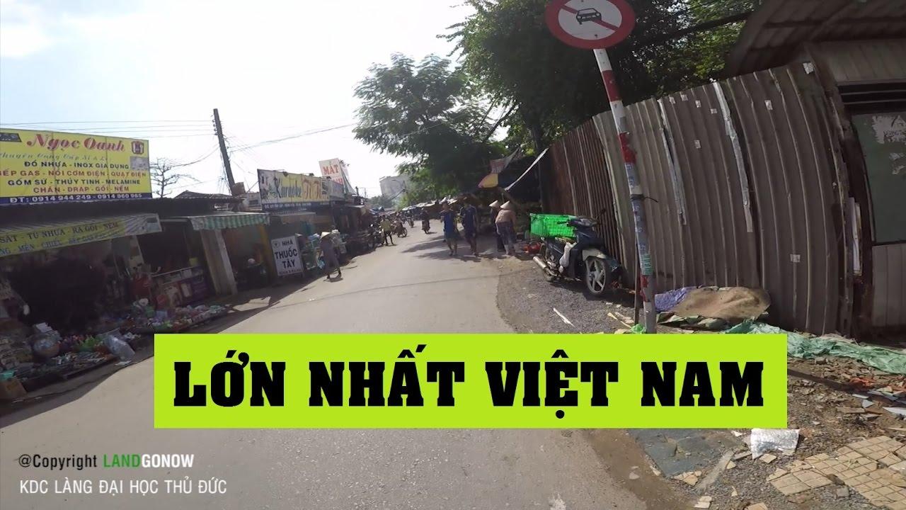 Nhà đất KDC Làng Đại Học Thủ Đức, ĐHQG Tp.Hồ Chí Minh – Land Go Now ✔