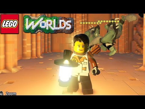 Lego Worlds - My First Dungeon [8]