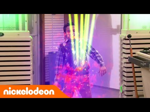 Henry Danger De Machine Van Captain Man Nickelodeon