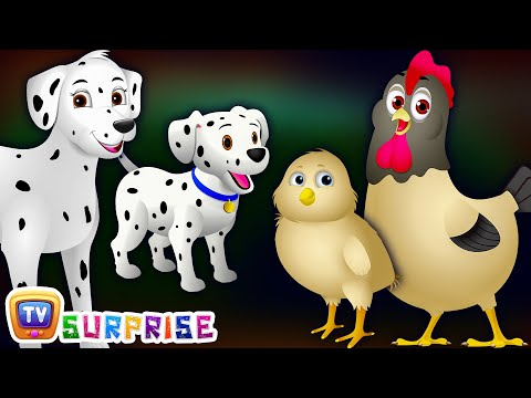 Thumbnail: Surprise Eggs Baby Farm Animals Toys | Learn Baby Animals & Animal Sounds | ChuChu TV Kids Surprise