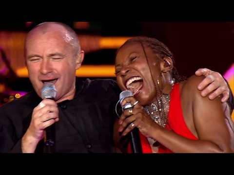 Phil Collins - Easy Lover (live 2004) -  Phil Cam