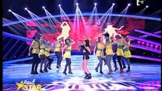 """Mara Căptaru - Lady Gaga - """"Born this Way"""" - Next Star"""