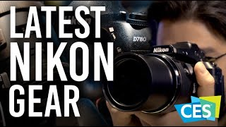 Nikon Announcements at CES 2020 - Nikon D780 & The Latest Tech News