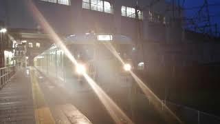 弥彦線115系 弥彦色 燕三条駅発車