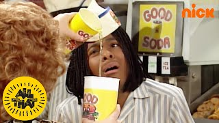 Ed from Good Burger Holds in His Tinkle   All That   NickSplat