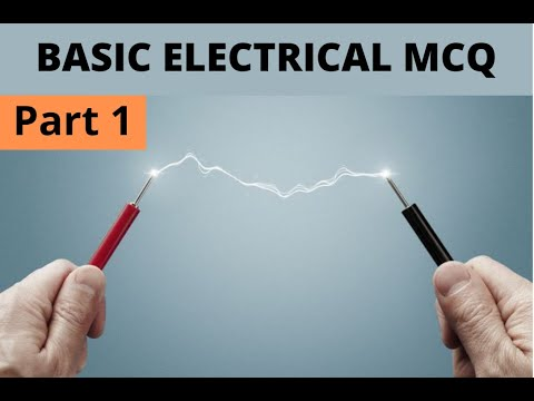 Basic electrical mcq question and answer