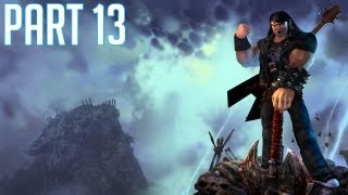 "Brutal Legends - Part 13 ""Sea of Black Tears"" Walkthrough / Gameplay PC PS3 XBOX360"
