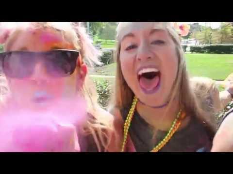 Kappa Alpha Theta | University of Cincinnati Bid Day 2016