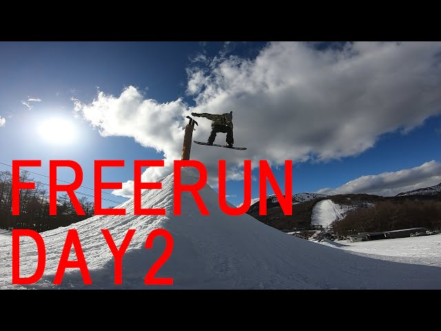 FREERUN DAY2!!【ORIGINAL MOVIE #7】