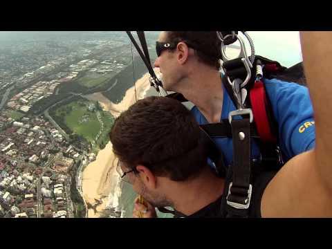 Tandem Skydive - David Loftus