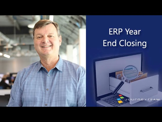 ERP Year End Tips and Tricks - Dynamics GP, NAV, SL, POS, AX, RMS & Dynamics 365 Business Central