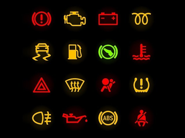 Warning Lights On Your Cars Dashboard What D With Loop - Car signs on dashboardlets be honest you have no idea what your car dashboard signs