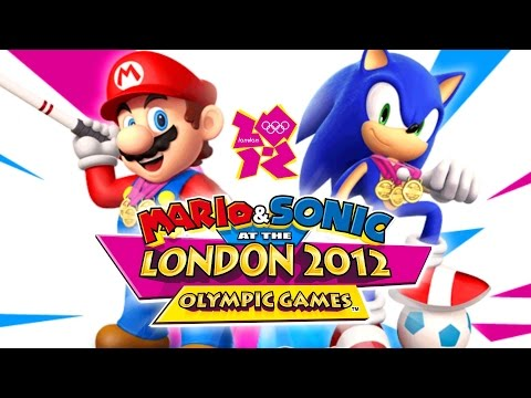 Mario & Sonic at the London 2012 Olympic Games - All Events & Dream Events in 1st Place