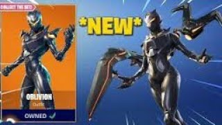 BUYING THE NEW TERMINUS GLIDER IN FORTNITE