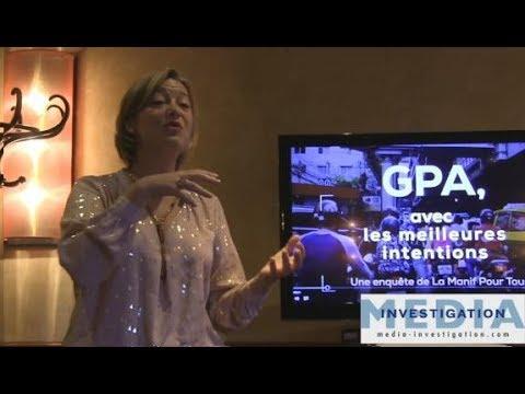 GPA : La Manif Pour Tous dévoile son Docu d'investigation à la presse