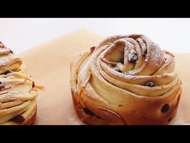 Easter Cruffin 复活节麵包|Apron