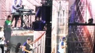 One Direction C'mon C'mon Houston July 21 2013 Resimi