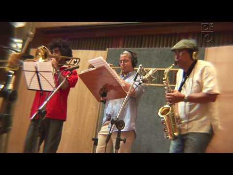 Orquestra Contemporânea de Olinda - 10 Horas no Estúdio - Trama/Radiola 29/06/09