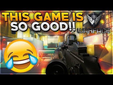 I'M ACTUALLY A GOD AT THIS GAME... (WARFACE Epic & Funny Moments) thumbnail