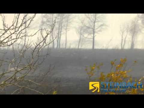 Fires in RM of Stuartburn