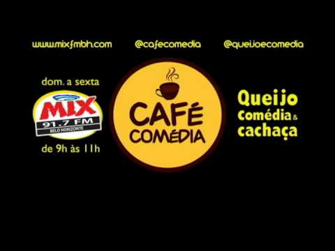 Café Comédia - Greatest Hits Natal 02