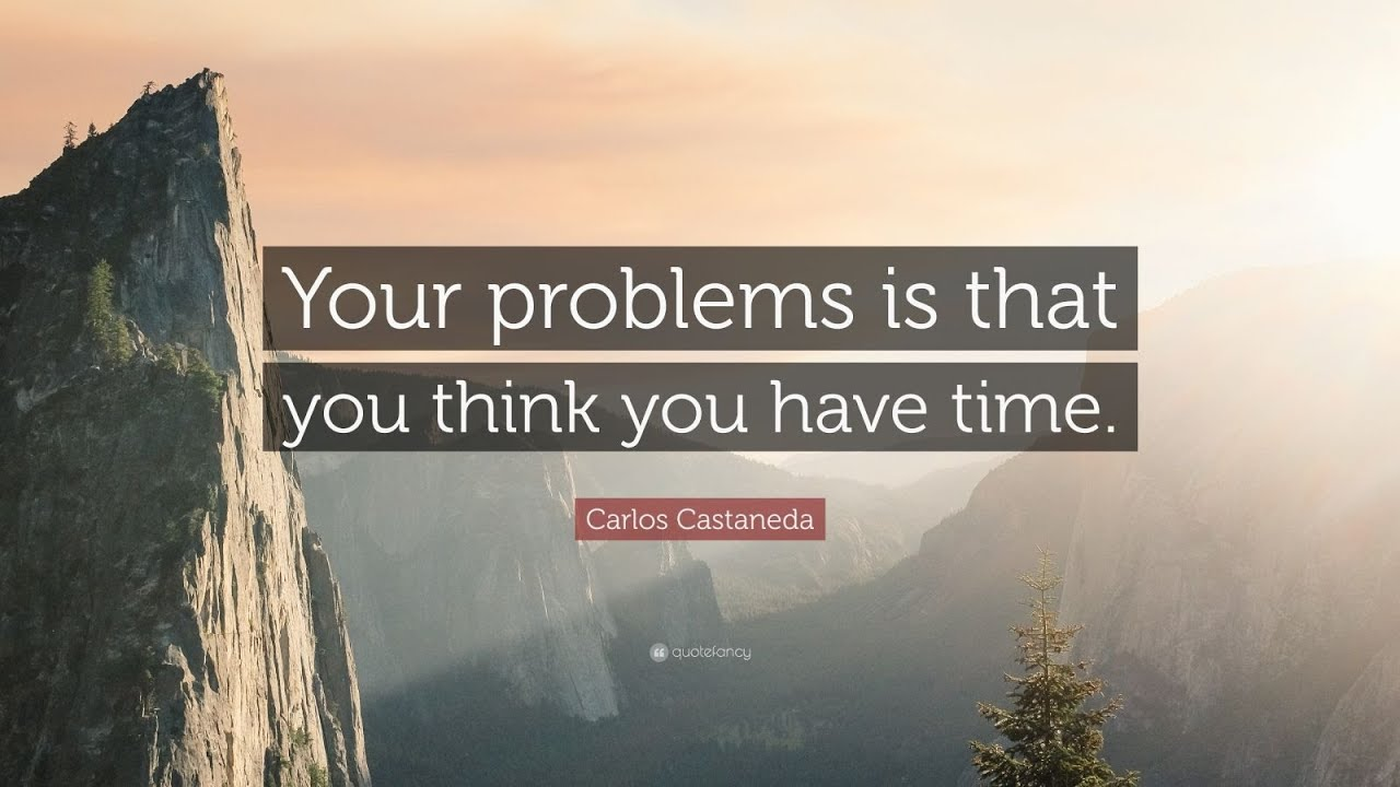 Top 20 Carlos Castaneda Quotes Youtube