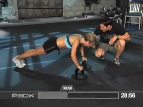 P90X Power Stands By Tony Horton