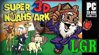 LGR - Super 3D Noah's Ark - PC Game Review