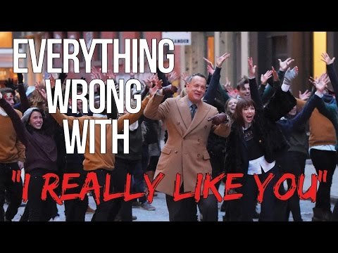 "Everything Wrong With Carly Rae Jepsen - ""I Really Like You"""