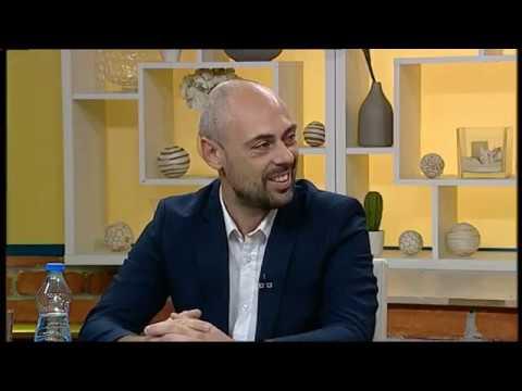 """EKSKLUZIVNO - """"Balkan info"""" kod generala Pavkovica / Djindjic mu pretio - DJS - TV Happy 24.10.2018"""