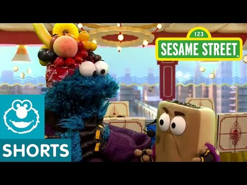 Sesame Street: The Fancy Schmancy Dinner Party | Smart Cookies