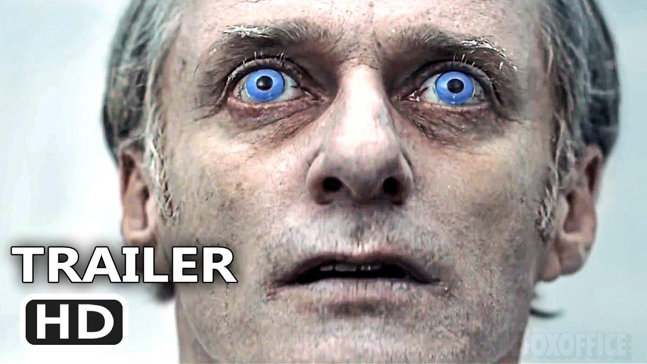 RISEN Trailer (2021) Thriller, Sci-Fi Movie