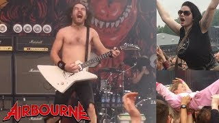 Airbourne Live @ Copenhell 2017 – Down On You
