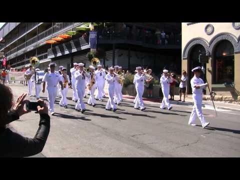 U.S. Navy Marching Band Northwest