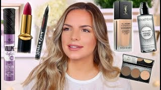 MY GO-TO MAKEUP LOOK! TALK THRU TUTORIAL | Casey Holmes
