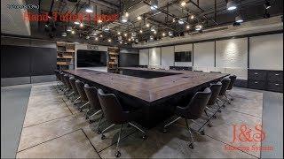 J&S Flooring System:   Hand - Tufted Carpet   手織毯工程