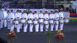 12th March 2015 - Mauritius National Day - Indian Navy Band