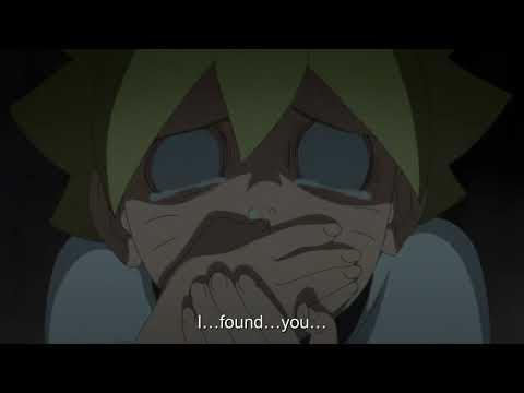 Scary Himawari Finds Boruto!   Boruto「Ep 18」•