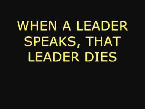 Living Colour - Cult of Personality (Lyrics)
