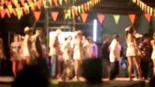 เพลงฟังข่าวทิดแก้ว รำวงย้อนยุค,เพชรบุรี,พริตตี้ สาวรำวง,Pretty Girl,Cute Sexy,Thai Folk Dance Music