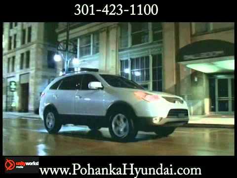 New 2013 Hyundai Veracruz Capital Heights MD Washington DC MD
