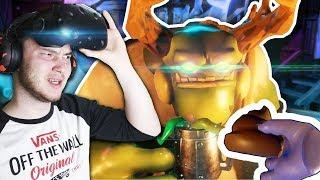 СИМУЛЯТОР УЖАСНОГО АЛХИМИКА ДЛЯ ВИРТУАЛЬНОЙ РЕАЛЬНОСТИ! - Dungeon Brewmaster VR - HTC Vive VR