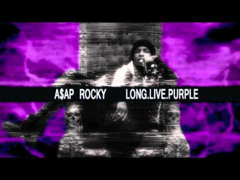 ASAP Rocky - LONG LIVE PURPLE (Chopped Not Slopped by Slim K) *Mixtape*