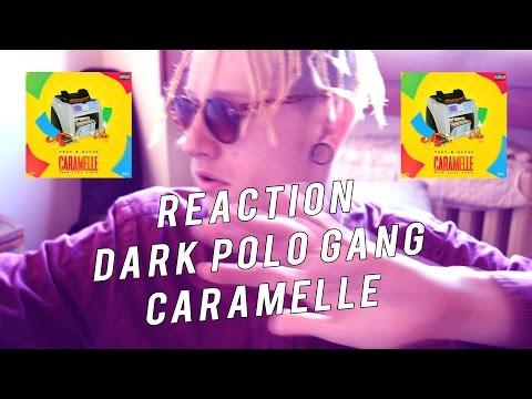 DARK POLO GANG - CARAMELLE Feat. MARÏNA (Prod. by Sick Luke)| REACTION | DAMNED