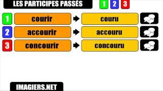 Урок французского языка = причастий прошедшего # IR   U # 1
