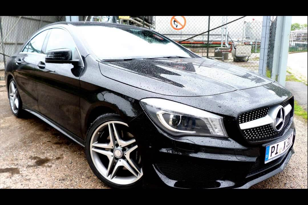 mercedes cla 180 cdi urban youtube. Black Bedroom Furniture Sets. Home Design Ideas