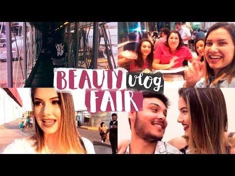 Conhecendo São Paulo + BEAUTY FAIR #DailyVlog
